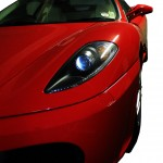 Ferrari 360 photoshoot Suffolk Photo Studio Car Photography vehicle photography