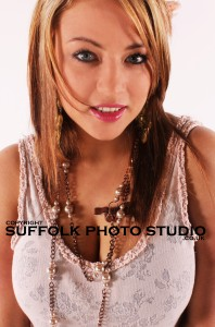 Suffolk Photo Studio Modelling