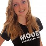 Model Top Suffolk Photo Studio Tshirt