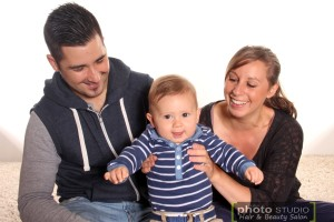 Family Portraits and Suffolk Photo Studio