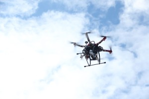 Videography and Aerial Photography UAV multicopter